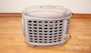 Pet Magasin Hard Cover Pet Carrier