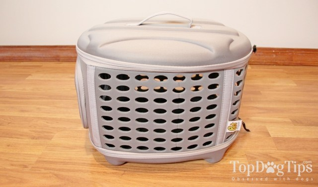 Pet Magasin Hard Cover Pet Carrier Review