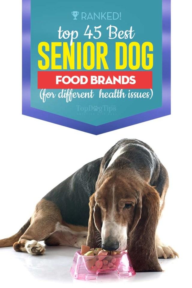 The 45 Best Senior Dog Food Brands of 2020