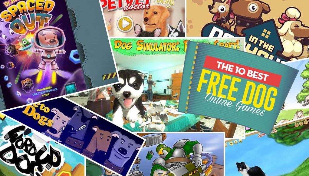 10 Most Addictive Free Dog Games Online (Desktop, Android, iPhone)