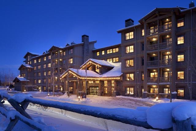 Teton Mountain Lodge and Spa, a Noble House Resort