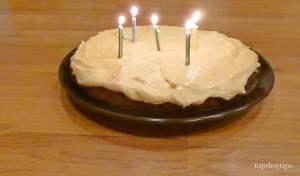 how to make a dog birthday cake - my favorite homemade healthy dog birthday cake recipe