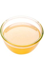 Ginger and Chicken Broth