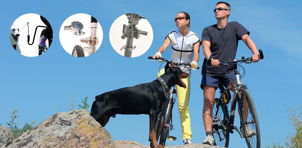 Best Dog Bike Leash for Cycling with Dogs