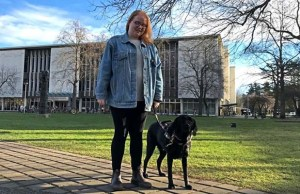 Visually Impaired Woman Scared Of Going Out After Repeated Service Dog's ID Requests