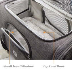 Buying guide for an airline pet carrier