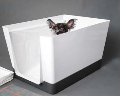 Compact Canine Toilets - DoggyBathroom