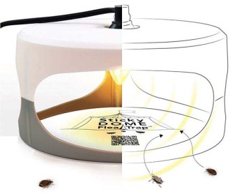 How Home Electric Flea Traps Work