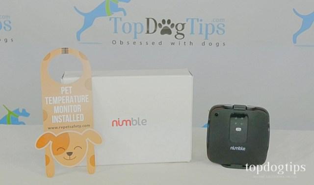 Nimble Temperature Monitor