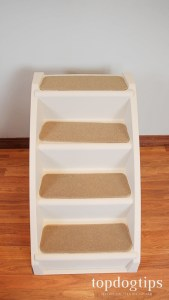 PetSafe Solvit PupSTEP Plus Pet StairsThe overall best choice