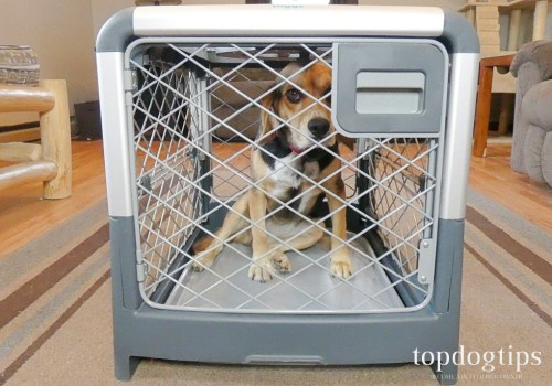 Combination Crates for Dogs