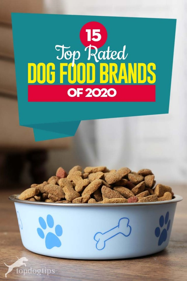 The 15 Top Dog Food Brands of 2020