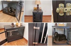 Best Wooden Dog Crates Furniture