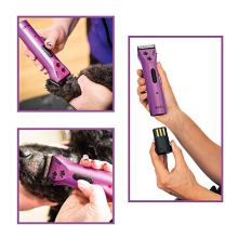 Professional BravMini+ Cordless Dog Clipper by Wahl
