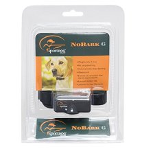Rechargeable Bark Control Collar for Dogs by SportDOG