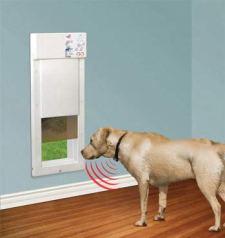 Power Pet Electronic Door by High Tech Pet