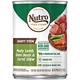Nutro Hearty Stews Adult Canned