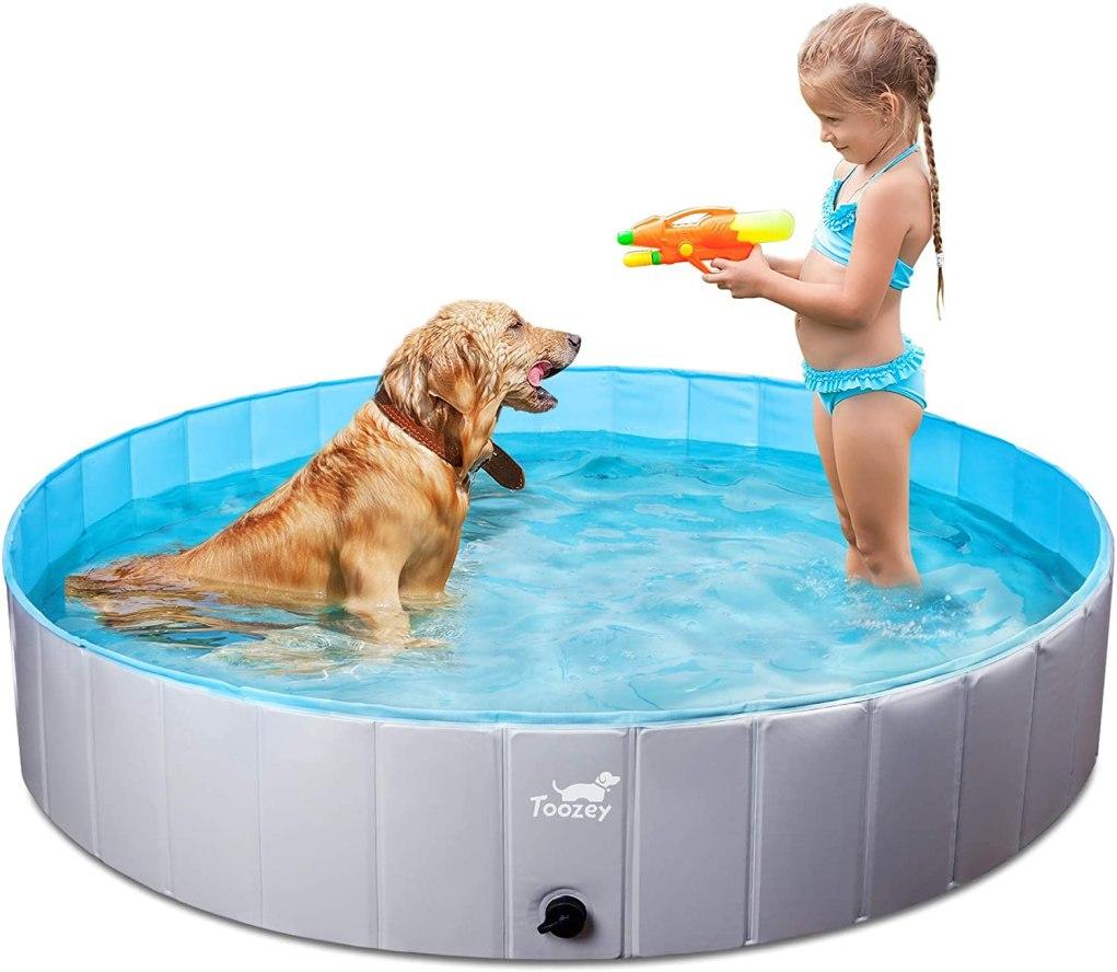 Toozey Foldable Dog Pool