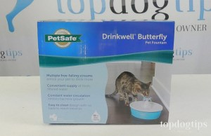 PetSafe Drinkwell Butterfly Fountain