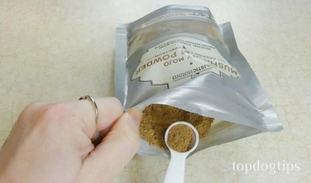Holistic Hound Mushroom Powder for Dogs