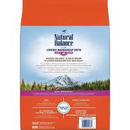 Natural Balance L.I.D. Limited Ingredient Diets by Natural Balance