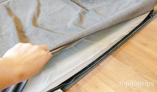 Bark! Memory Foam Dog Bed Review