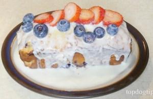 best dog birthday cake recipe