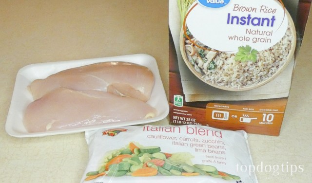chicken and rice recipe for dogs