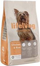 Lifelong Complete Food for Adult Dogs
