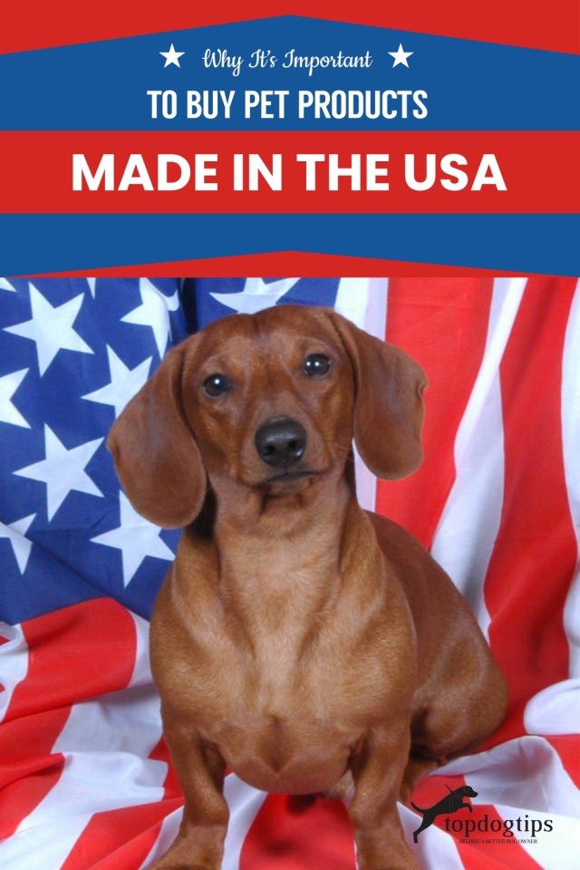 Why It-s Important to Buy Pet Products Made in the USA