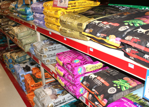 made in china dog food brands