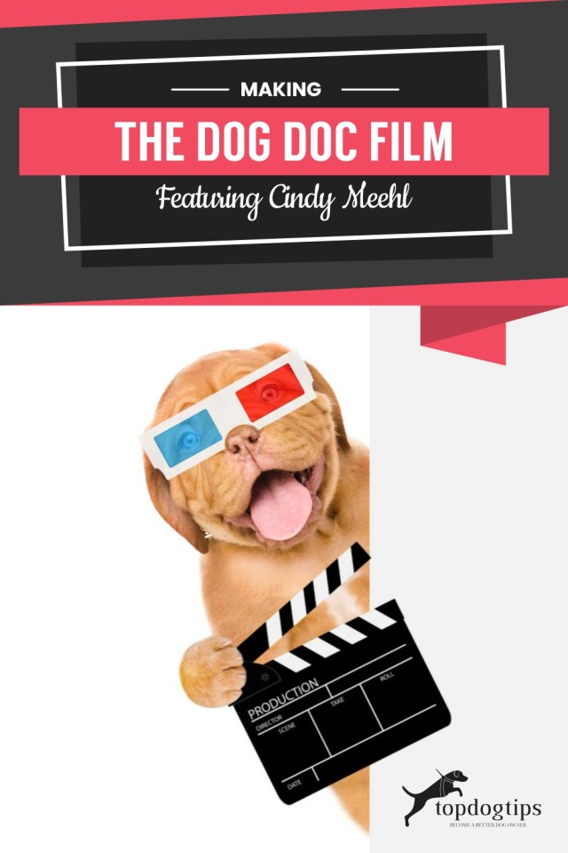 Making The Dog Doc Film featuring Cindy Meehl