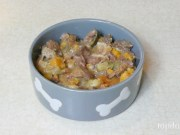 Beef Stew for Dogs and Humans