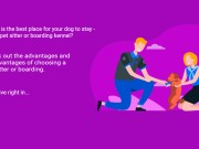 Pet Sitter or Boarding (Choose What's Best For You)