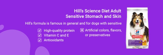 Hill's Science Diet Adult Sensitive Stomach and Skin
