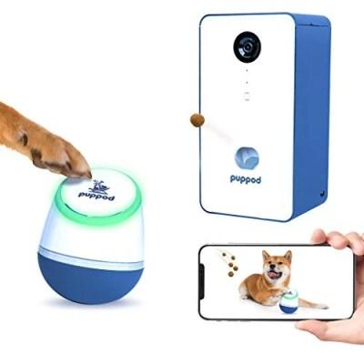 PupPod Interactive Dog Toy