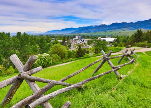 Dog-friendly Vacation Destination #2- Bozeman, Montana