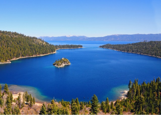 Dog-friendly vacation destination #1- South Lake Tahoe
