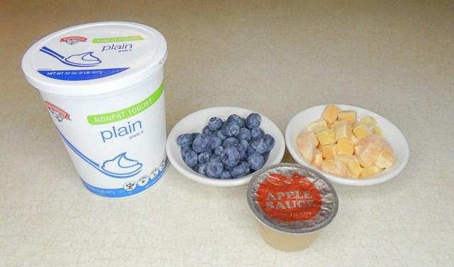 Fruit Parfait Dog Treat