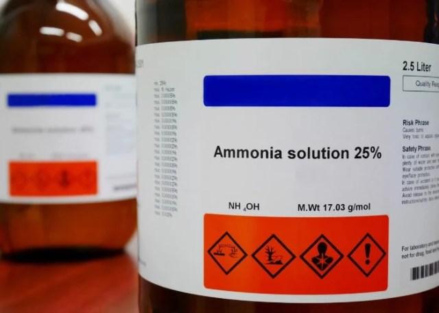 Natural Dog Repellent #9: Ammonia