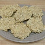 Oat Dog Biscuits