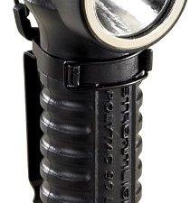 Streamlight 88830 PolyTac 90 LED Right Angle Polymer Flashlight, Black