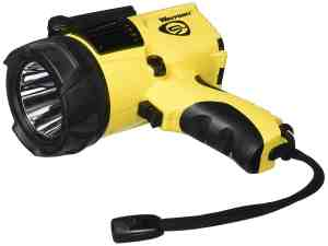Streamlight 44900 Waypoint Spotlight with 12V DC Power Cord, Yellow