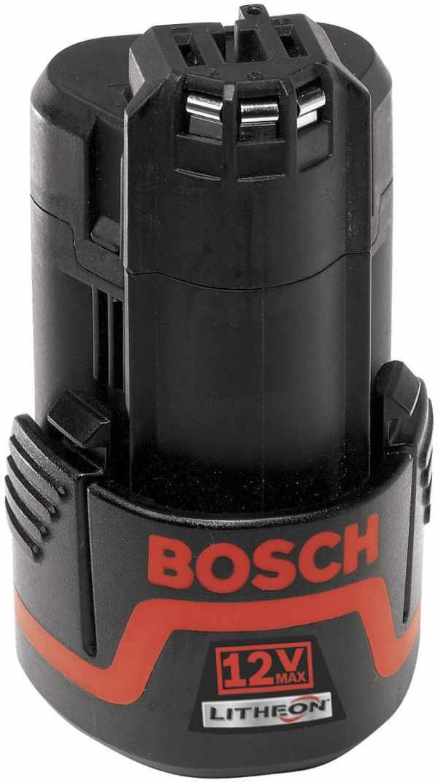 Bosch BAT411A - 12V Lithium-Ion 1.3Ah Battery