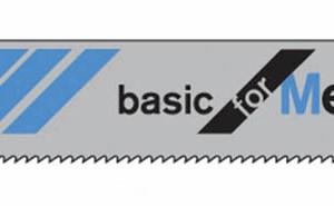 Bosch T118G - 5 piece 3-5/8 In. 36 TPI Metal Cutting T-Shank Jig Saw Blades