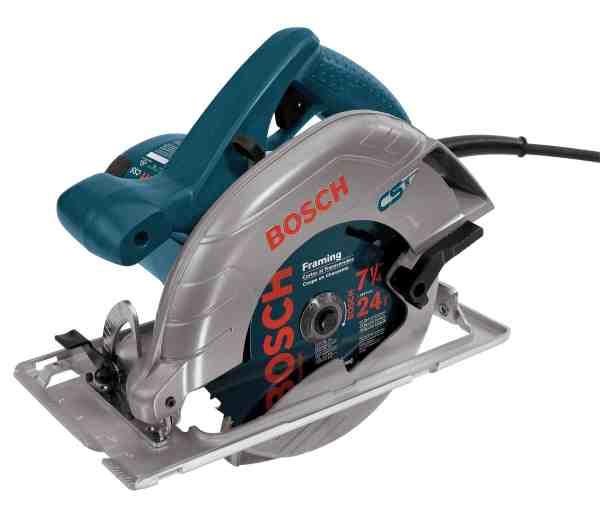 Bosch CS5 - 7-1/4 In. 15 A Left Blade Circular Saw