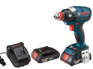 Bosch IDH182-02 - 18V EC Brushless Socket Ready Impact Driver