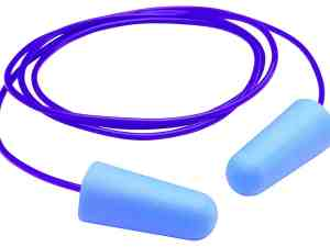 GLOPLUGZ CORDED EAR PLUGS  (100PR/BX)