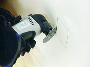 Dremel 6300-03 - Multi-Max Oscillating Kit