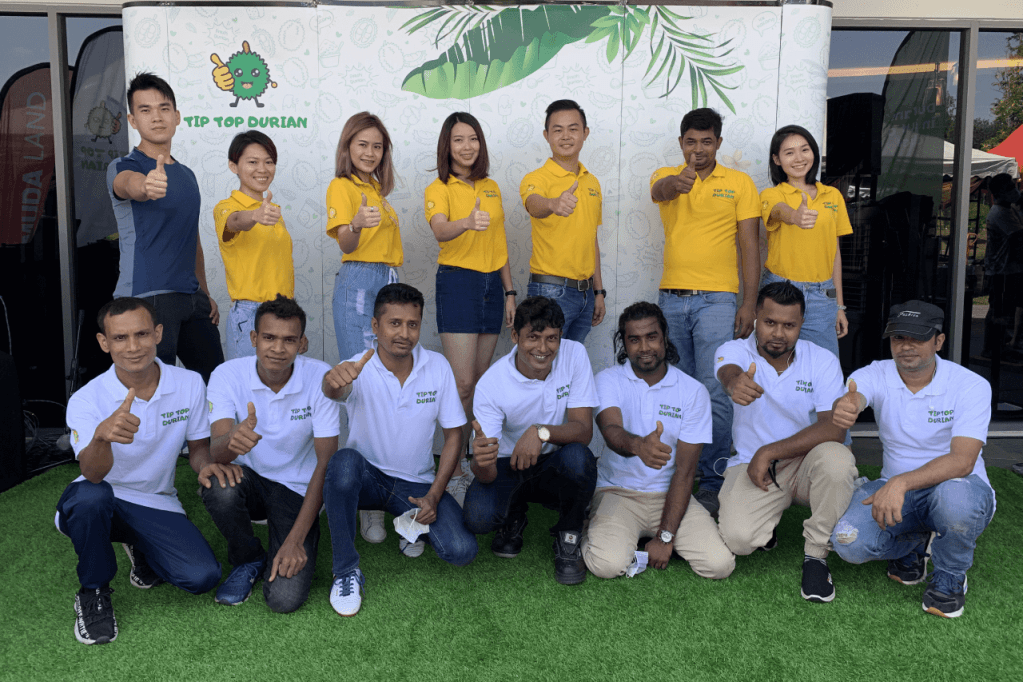 Project Crew | Gamuda Gardens Durian Sensory Event | Musang King | D24 | Fresh Durian | Durian Ice Cream | Durian Mochi | Durian Crepe Cake | Durian Cheesecake | Tip Top Durian Delivery | Malaysia Top Fresh Durian Online Delivery